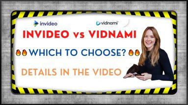 InVideo vs Vidnami 2021   🔥🔥 Click and watch 🔥🔥