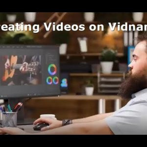 Creating Videos with Vidnami