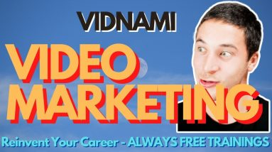 Vidnami Video Marketing Enables Best YouTube Video Ideas For Beginners | CHECKOUT Bonuses