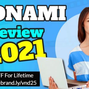 """Vidnami Review And Demo 2021 - Easy Way To Create Videos Like Professionals With """"Vidnami"""""""