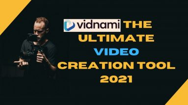 The Best Video Creation Tool In 2021   Vidnami
