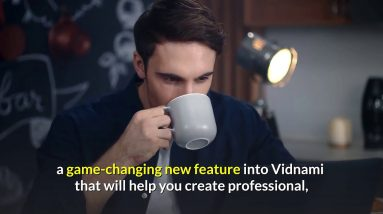 Vidnami: Create Presenter Style VideosUsing Just Your Laptop And WEBCAM!