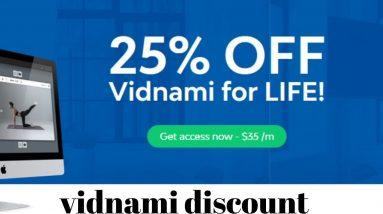 Vidnami discount