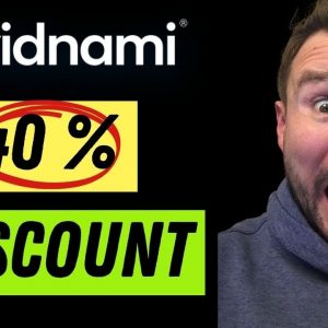 Vidnami Review 2021 -  Vidnami Presenter Lifetime 40% Discount