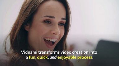Webcam Recording Videos is Vidnami''s New Feature