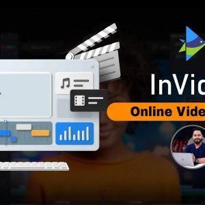 Best Online Video Editor 2021 | InVideo Online Video Maker | 4000+ Customisable Template
