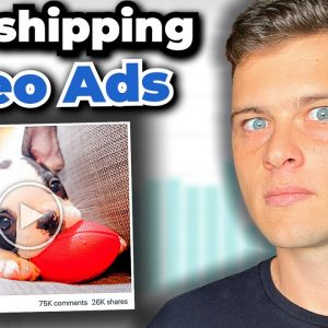 How To Make Dropshipping Video Ads For Facebook Using Invideo 2021 (Step-By-Step Tutorial)